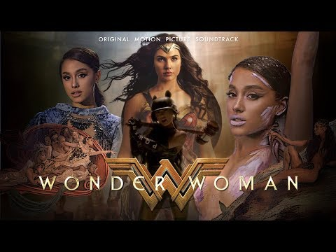 GOD IS A WARRIOR - Ariana Grande & Imagine Dragons [Wonder Woman : Soundtrack] (Mashup) | MV