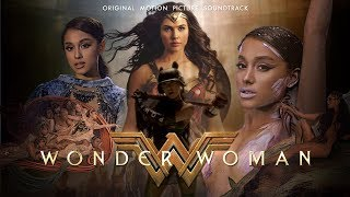 GOD IS A WARRIOR - Ariana Grande x Imagine Dragons [Wonder Woman : Soundtrack] (Mashup) | MV