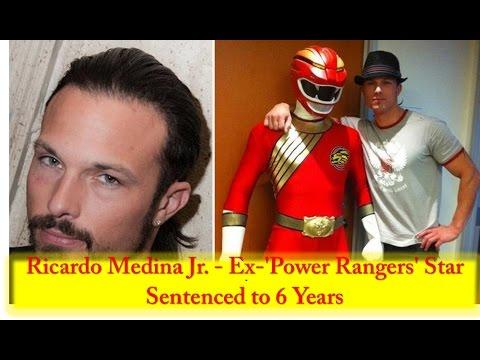 Ricardo Medina Jr Ex Power Rangers Star Sentenced To 6 Years