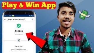 Play & Win App 2020 New Gaming Earning App     Minimum Redeem Only Rs.1    Google Tricks