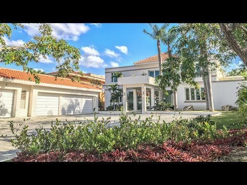 One of a Kind Mansion in Dorado Beach East. Just Listed For Sale!