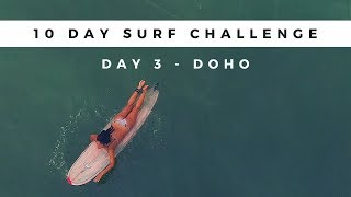 What Surfing in California is Really Like - Day 3 Surfing Doheny State Beach