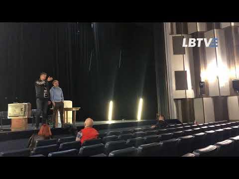 У столичному Театрі