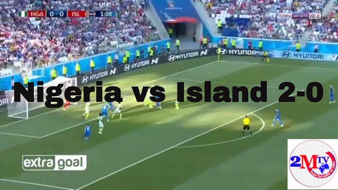 Download Revivez les temps forts du match match nigeria vs island 2-0