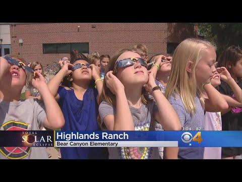 Solar Eclipse A Big Topic For Colorado Students