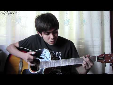 Ang Huling El Bimbo - Eraserheads (fingerstyle guitar cover)