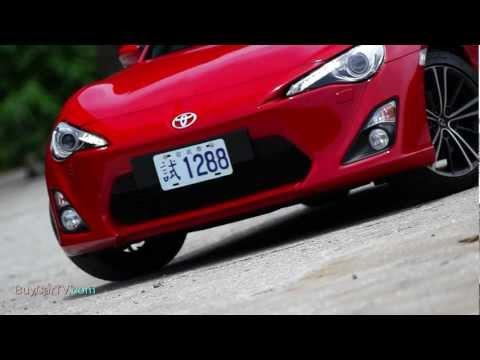 精准指向Toyota 86