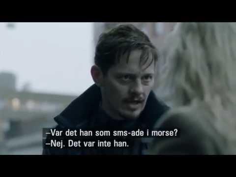 The Bridge - Bron    Broen - Henrik & Saga Compilation of Best Scenes (English Subtitles) - Part ...