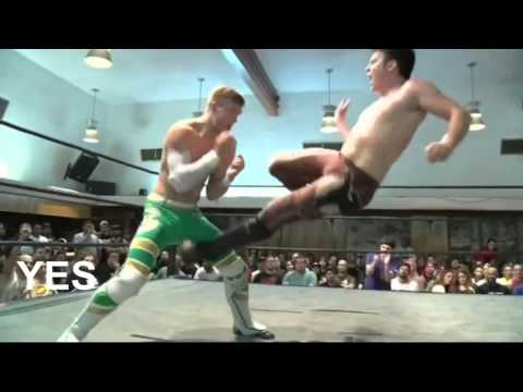 PWG Battle of Los Angeles 2015 Highlights Part 2