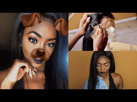 how-to-customize-your-lace-frontal-|-pluck,-bleach-knots,-tint-lace-|-courtney-lynn