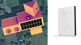 UK solar panels and Tesla Powerwall.  Part 1: Planning.