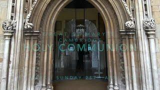 25-4-2021 Holy Communion (Easter IV) St Mark