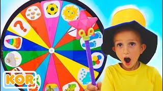 Download 블라드와 니키타가 아이들을위한 마법의 바퀴와 더 재미있는 비디오를 가지고 놀다