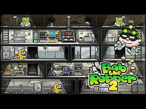 Bob the Robber 2 - Game Walkthrough (full)
