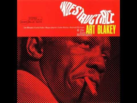 Art Blakey & Lee Morgan - 1964 - Indestructible - 04 When Love Is New