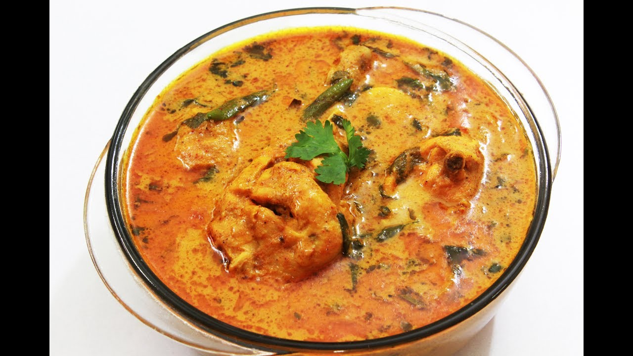 Hyderabadi Korma Recipe - Indian Food Forever