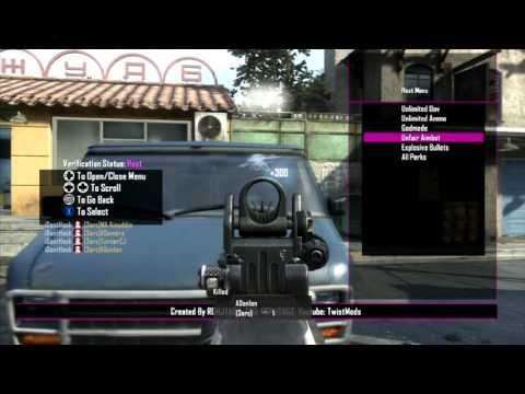 JTAG/RGH BO2   Tesselate GSC Mod Menu   TU18   Xbox 360 (Download)