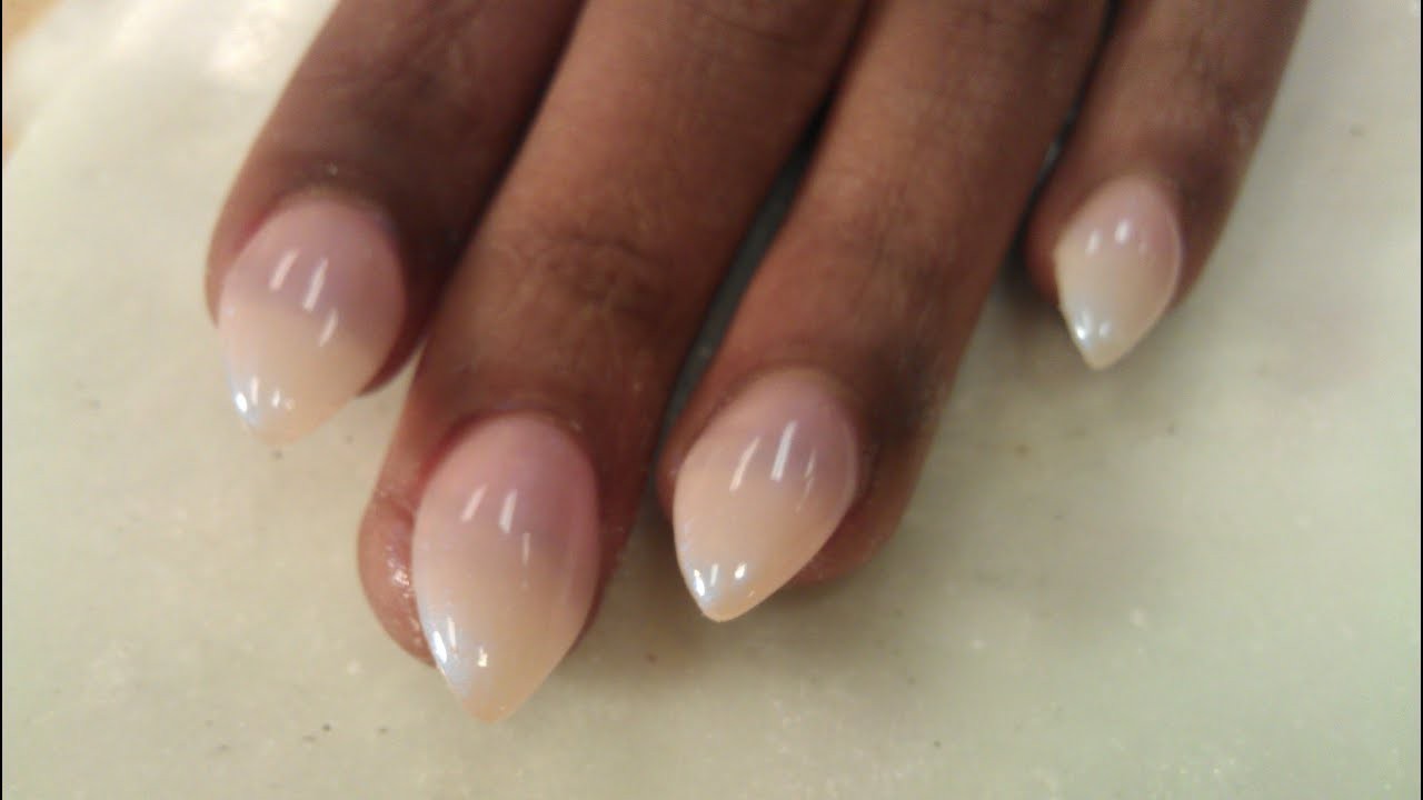 Stiletto Nails On Short Nail Style 2 Of
