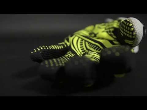 Перчатки мотокросс THROTTLE