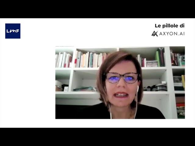 le pillole di Axyon - 01 - L'intelligenza artificiale - Francesca Campanelli
