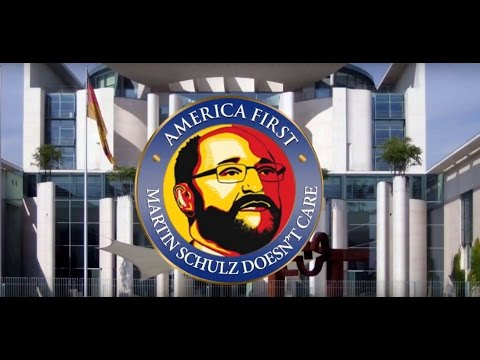 America first? Martin Schulz doesn