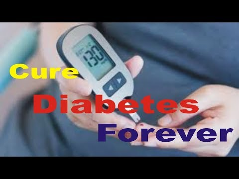 One glass of Drink To Cure Diabetes Forever | Rehman Health Tips