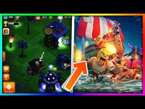 "NEW ""NIGHT TIME"" & ""SECRET ISLAND"" LEAK! | Clash of Clans Update Possibility!"