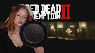 Обзор игры Red Dead Redemption 2 прохождение на PS4 Pro Глава 4