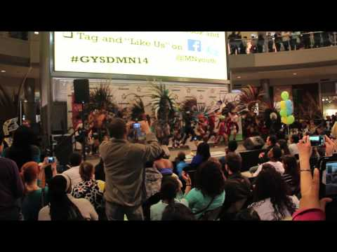 MN Global Youth Service Day 2015