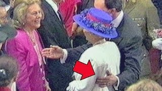 Royal etiquette: What NOT to do