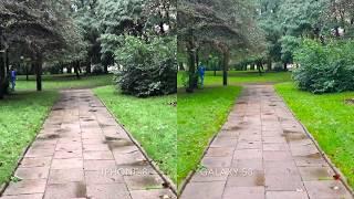 iPhone 8 vs Galaxy S8 camera test [4K]