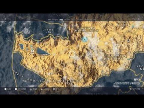 in's Creed® Origins Qattara Depression - YouTube on