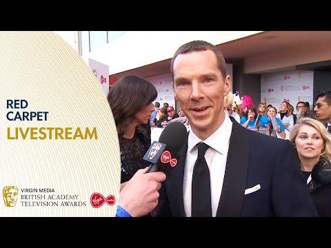 BAFTA Red Carpet Arrivals LIVE: 2019 Virgin Media British Academy Television Awards