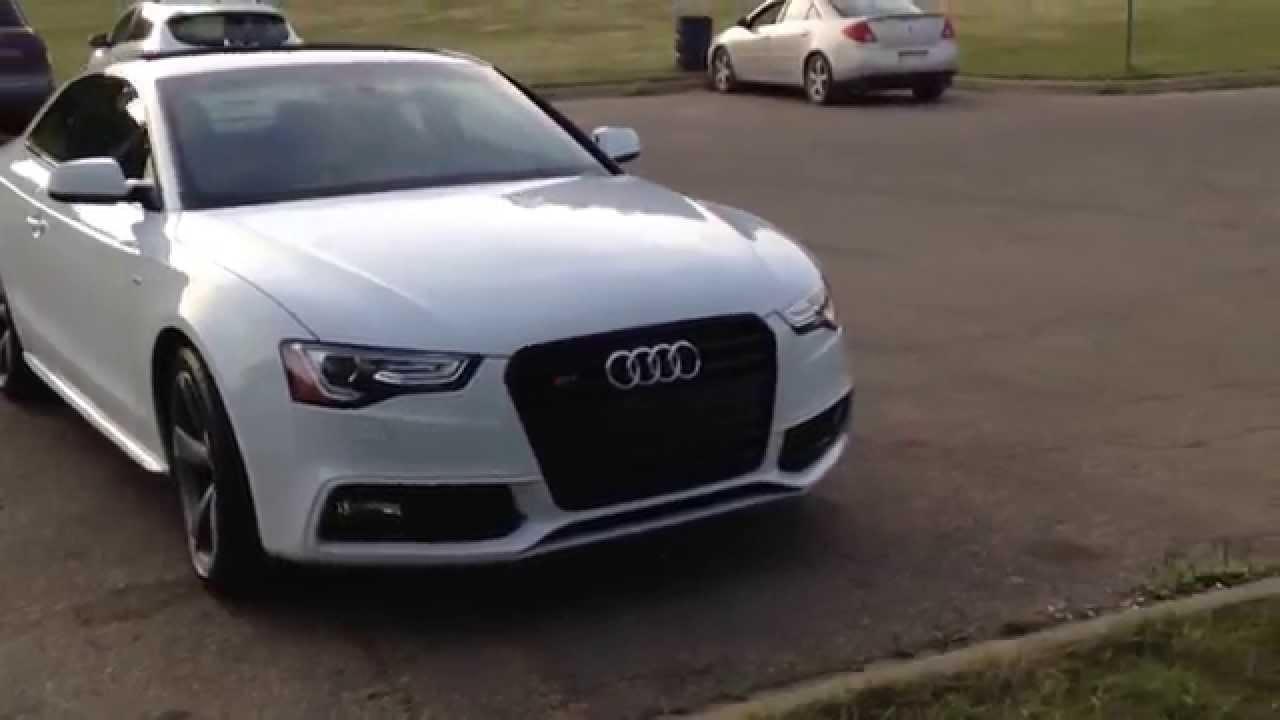 2015 Audi S5 Youtube