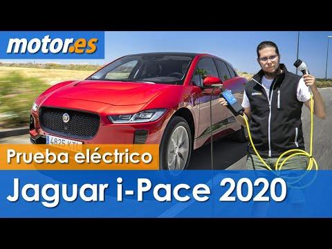 Jaguar i-Pace 2020 | Review en profundidad | En español
