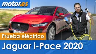 Jaguar i-Pace 2020 | Review en profundidad