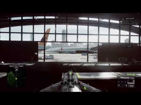 Battlefield 4 Glitch - Fly a Jet in Campaign