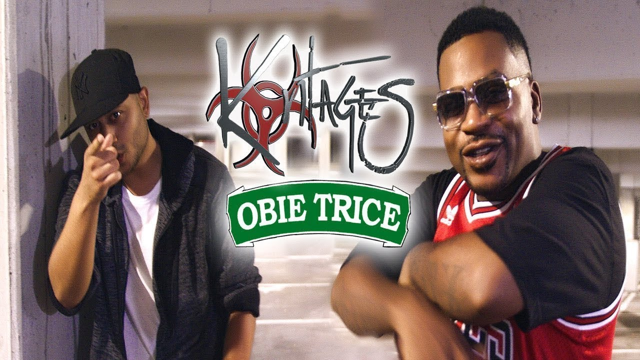Kontages - All On Me ft. Obie Trice | Official Music Video