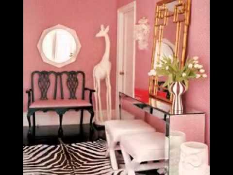 "DIY Pink room decor ideas - YouTube on ""Room Decor""  id=20227"