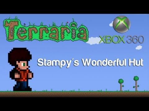 Terraria Xbox - Stampy's Wonderful Hut [2]