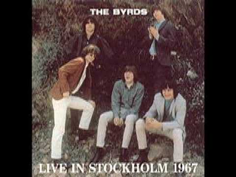 The Byrds - Live In Stockholm: So You Wanna Be A Rock Star