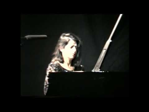 J.S. BACH,French suite No.5 in G major (BWV816)-Dora Bakopoulos