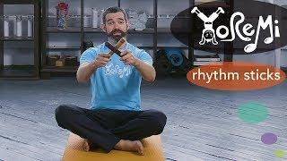 Yo Re Mi – Rhythm Sticks (Kids Music and Education)