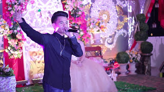 Neil Llanes Human Beatbox at Sarah Cansino 18 Debut Party at Apo View Hotel