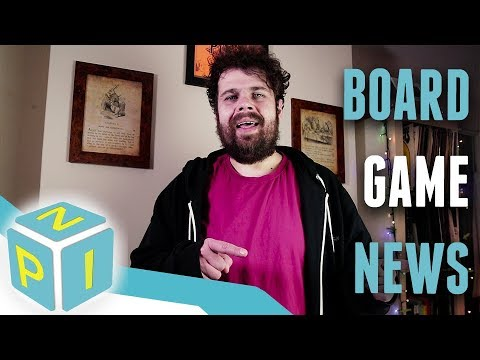 NPI Board Game News - 10/01/2018