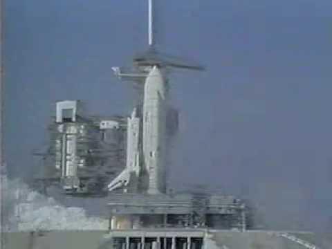 STS-1 Columbia Flight Readiness Firing (2-28-81)