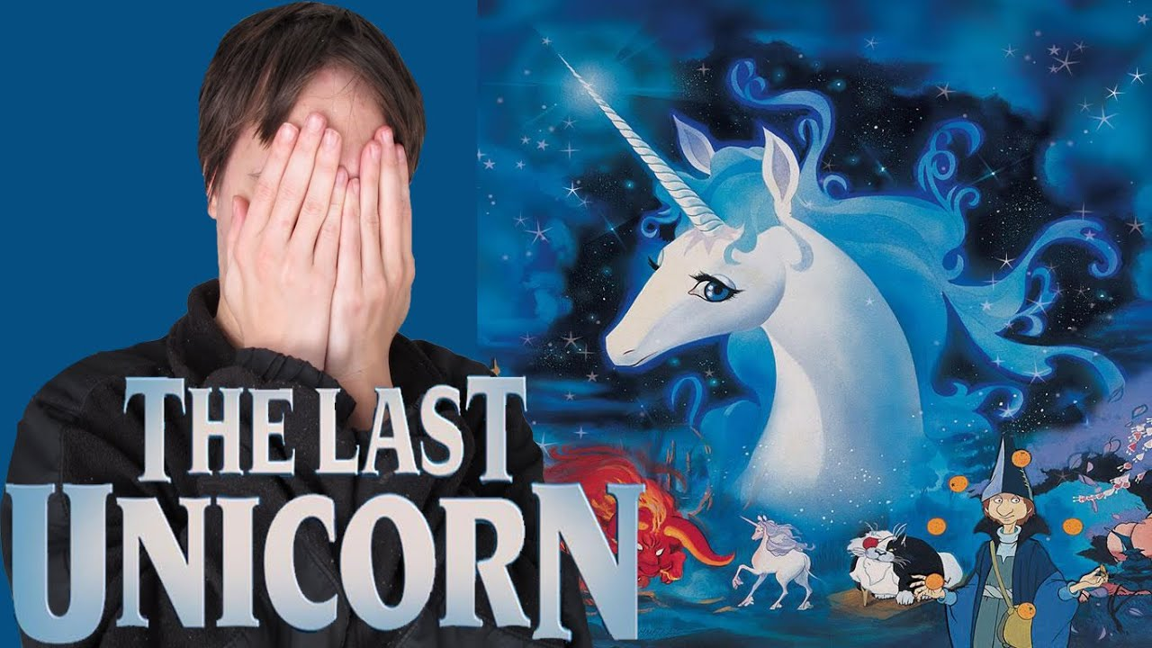 The last unicorn movie free