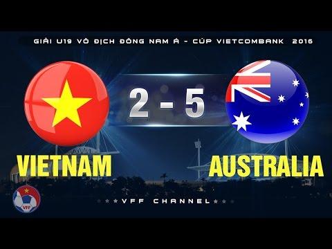 VIETNAM 2-5 AUSTRALIA | HIGHLIGHTS