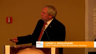 Ludger A Wessjohann| Leibniz Institute of Plant Biochemistry | Germany | Metabolomics 2014