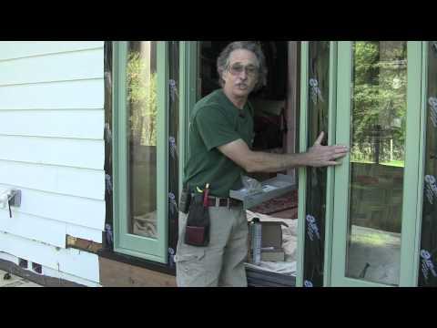 Installing Exterior Doors & Windows: Setting The Doors